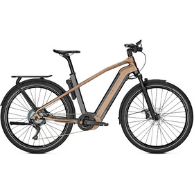 Kalkhoff Endeavour 7.B Excite 27.5 diamond black/mocca brown matte